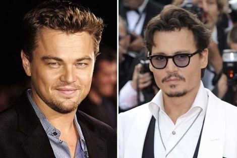 DiCaprio y Depp, los mejor pagados de Hollywood
