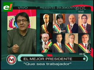 ¿Cuál es el peor y mejor Presidente de Bolivia?