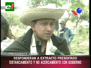 """Adolfo Chávez: """"Acusaciones solo distancian diálogo entre indígenas y Gobierno"""""""