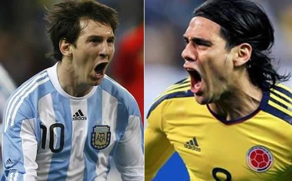 Falcao, segundo mejor goleador del mundo en 2011 después de Messi