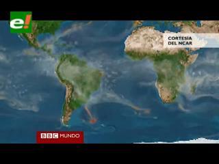 Demuestran papel de la Amazonia en la generación de lluvias