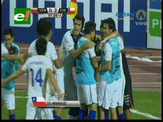 Sobre el final, Chile encontró la victoria y es líder de las Eliminatorias