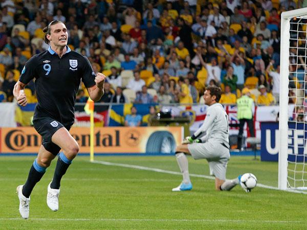 Inglaterra le gana a Suecia en el mejor partido de la Eurocopa