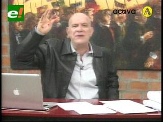 """Valverde: """"Rubén Costas no es el Gobernador que yo quiero, pero voy a ir a defenderlo"""""""
