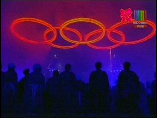 Inauguración de los Juegos Olímpicos Londres 2012