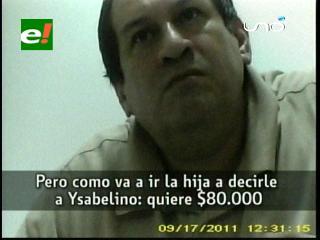 Revelan video de supuesta extorsión a nombre de autoridades de gobierno