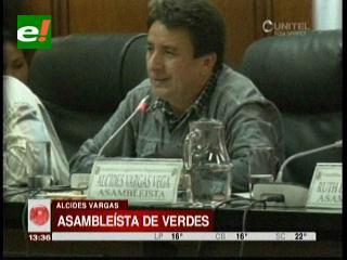 Alcides Vargas es el nuevo Presidente de la Asamblea Legislativa Cruceña