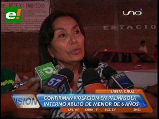 Defensoría confirma violación de un menor en el penal de Palmasola