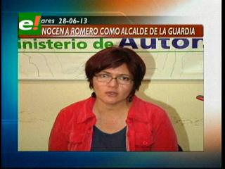 Titulares: Gobierno reconoce a Rolando Romero como Alcalde de La Guardia y otras noticias