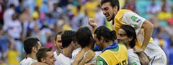 Copa Confederaciones: Italia derrota a Uruguay y acaba tercera
