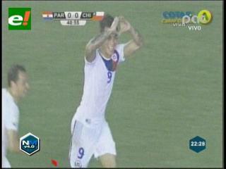 Chile sumó tres puntos en el Defensores del Chaco y Paraguay se hunde en la tabla