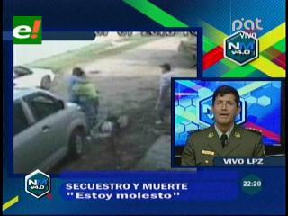 Comandante de la Policía cuestiona la falta de control en Migración