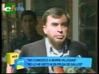 Quintana minimiza demanda de Ernesto Suárez