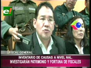 Ministerio Público crea unidad para investigar patrimonio de funcionarios