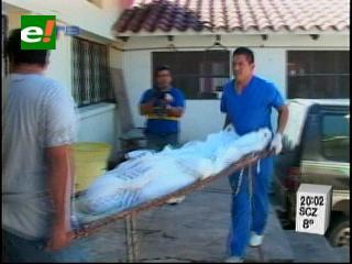 Bajas temperaturas en Santa Cruz causan la muerte de un indigente