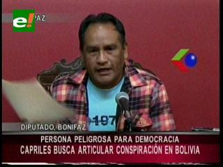 Cumbre Antiimperialista: Masistas piden declarar persona no grata a Henrique Capriles