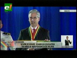 García Linera propone dos clases de bolivianos, los estatales y los culturales indígenas