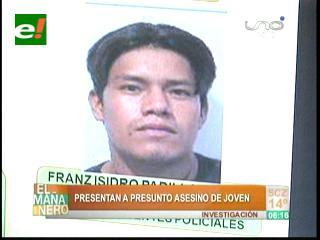 El 'asesino' del río Piraí es acusado de 20 atracos