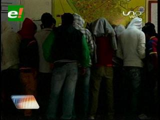 86 menores y jóvenes caen en el Plan Tres Mil en una batida policial