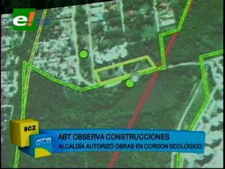 Condominios en el cordón ecológico: ABT pide a la Fiscalía investigar permisos