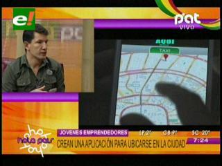 Santa Cruz: Crean aplicación móvil para el transporte público local