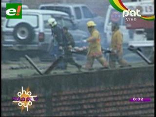 Balacera entre reos de Palmasola causa muertos y heridos