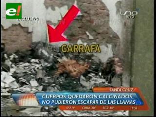 Tragedia en Palmasola: Cuerpos quedaron calcinados, reos no pudieron escapar de las llamas