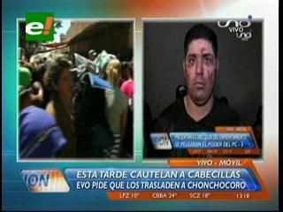 Cautelan a 11 presuntos responsables por la tragedia en Palmasola