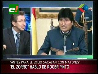 """El """"Zorro"""" habló de Roger Pinto: Falló la inteligencia cubana o hubo complicidad"""