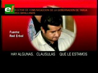 El Video del chantaje: Publicidad sólo a medios que tapen la corrupción