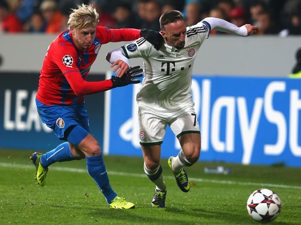 Champions League: Bayern Munich sufrió para vencer al Viktoria Plzen