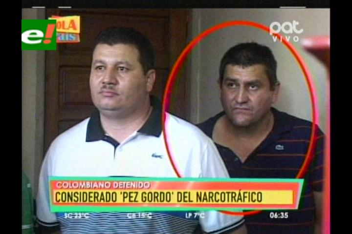 Caen colombianos acusados de estar ligados a asesinatos