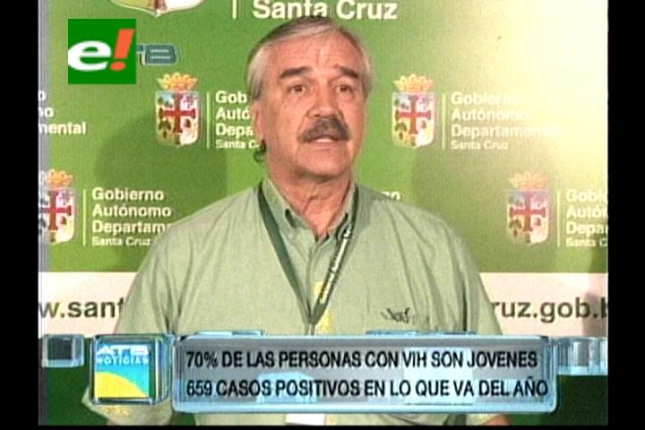 Sedes: En lo que va el 2013 se reportaron 659 casos de Sida en Santa Cruz