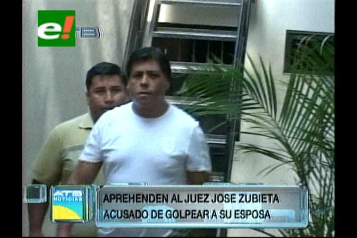 Santa Cruz: Detienen a juez acusado de agresión