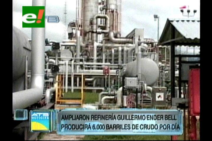 Obras en refinería Palmasola bajarán la compra de diésel
