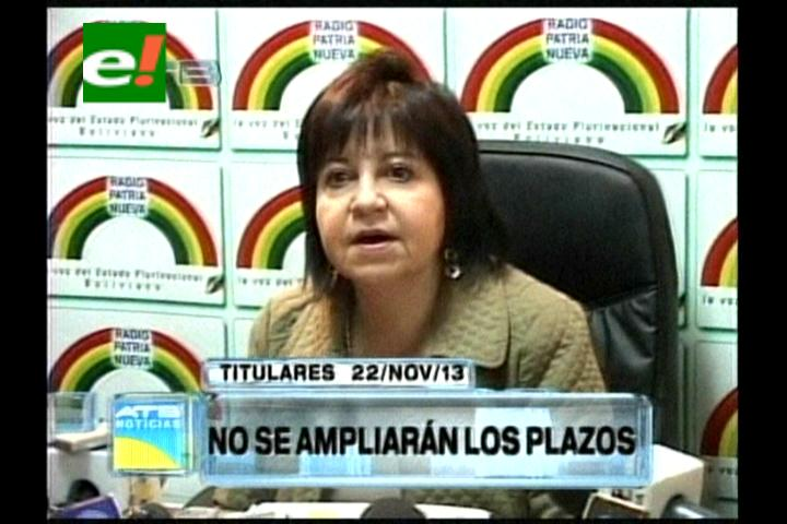 Titulares: Gobierno descarta la ampliación para el pago del doble aguinaldo