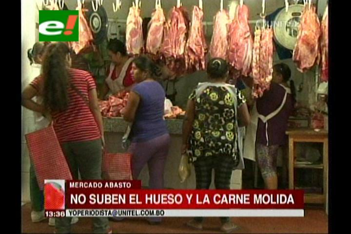 Santa Cruz: Alcaldía anuncia operativos contra el alza de precios de la carne de res