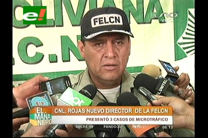 Santa Cruz tiene nuevo Director de la Felcn
