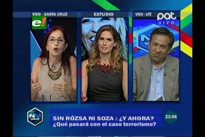 Sin Rózsa ni Soza ¿qué pasará con el caso terrorismo?