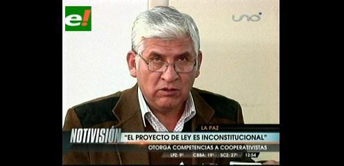 Gobierno dice que modificará Ley Minera porque es inconstitucional