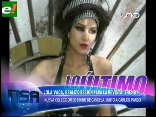 Lola Vaca imagen de Candela