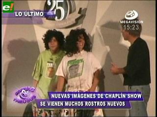 """""""Aguinaltango"""" la nueva propuesta de Chaplin"""