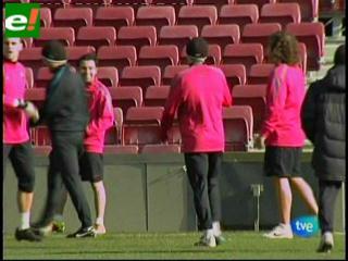 Barcelona con Espanyol y Madrid con Sevilla