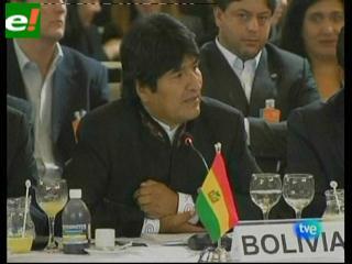 Evo propone a Lula como secretario de la ONU