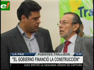 Juan Del Granado refuta a Contralor Gabriel Herbas