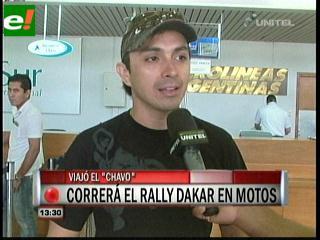Cruceños participarán en el Rally Dakar 2011