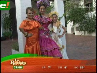 Café de reinas será hoy en el Urubó