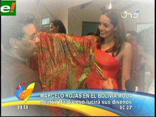 Bolivia Moda 2011 abre el telón