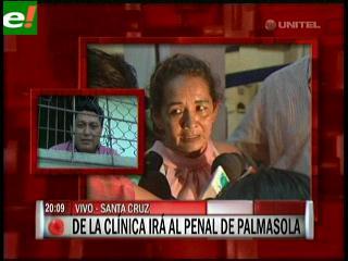 Alcides Villagómez: De la clínica a Palmasola