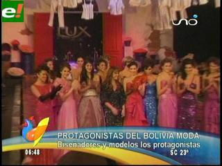 Bolivia Moda 2011 todo un éxito